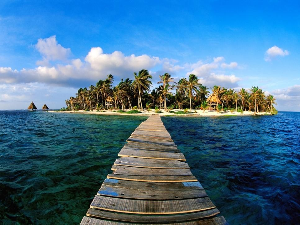The Beauty of Belize   Belize