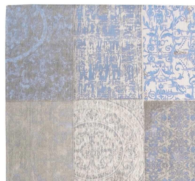 Cameo 8237 - Gustavian Blue Rugs | Modern Rugs