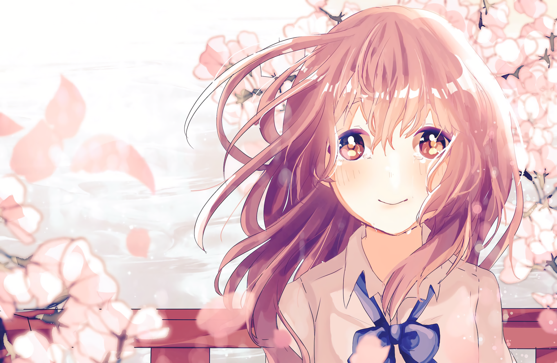 Anime Koe No Katachi Wallpaper Menina anime, Anime
