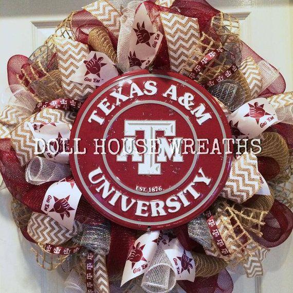 Aggie Wreath by DollHouseWreaths on Etsy, $85.00