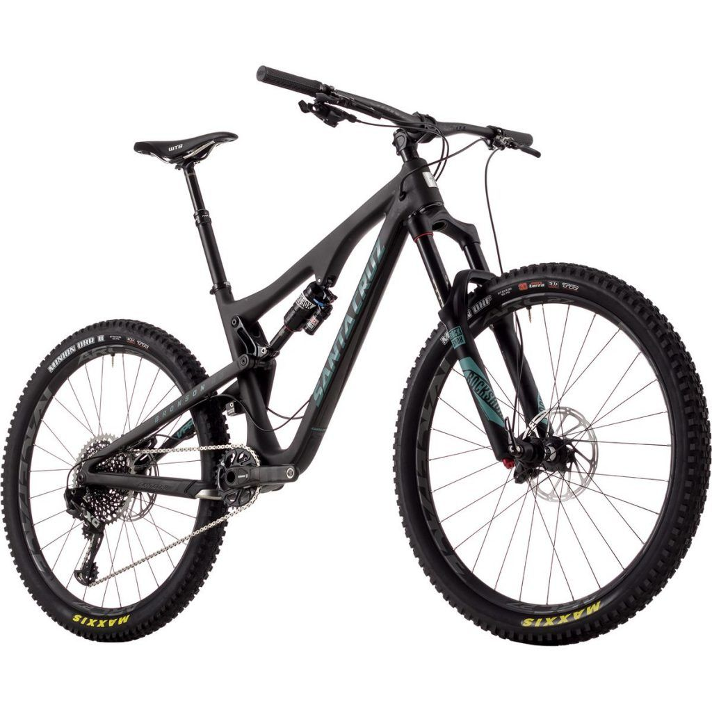 Santa Cruz Bicycles Bronson 2.0 Carbon CC X01 Eagle