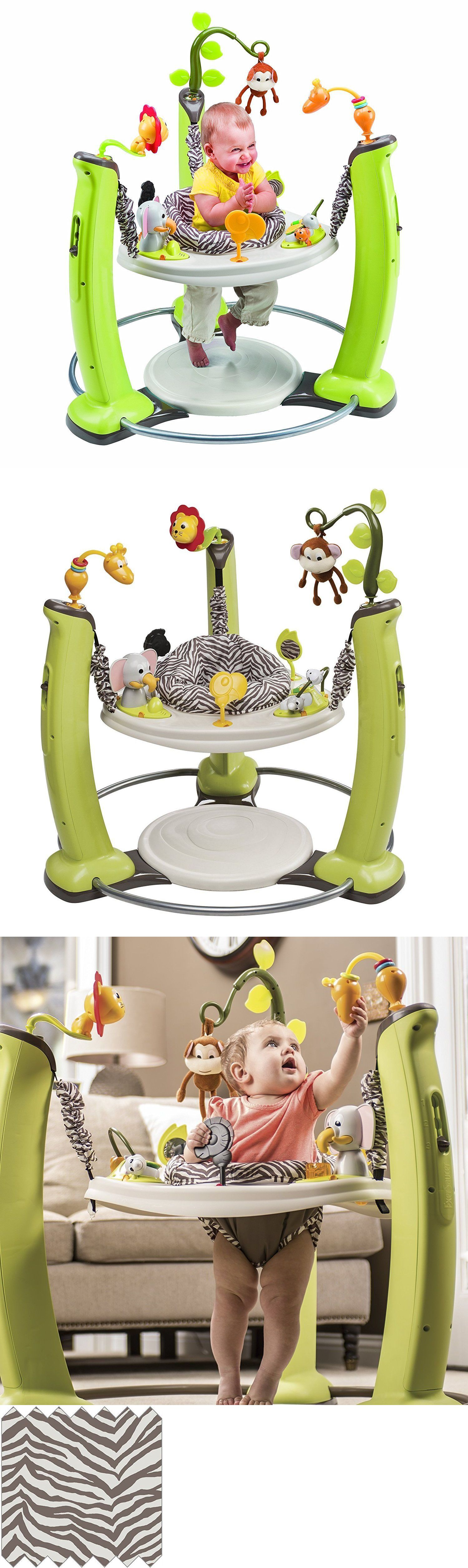 f2d9a0371 Baby Jump Jungle Exerciser Activity Learn Center Child Play Toy ...
