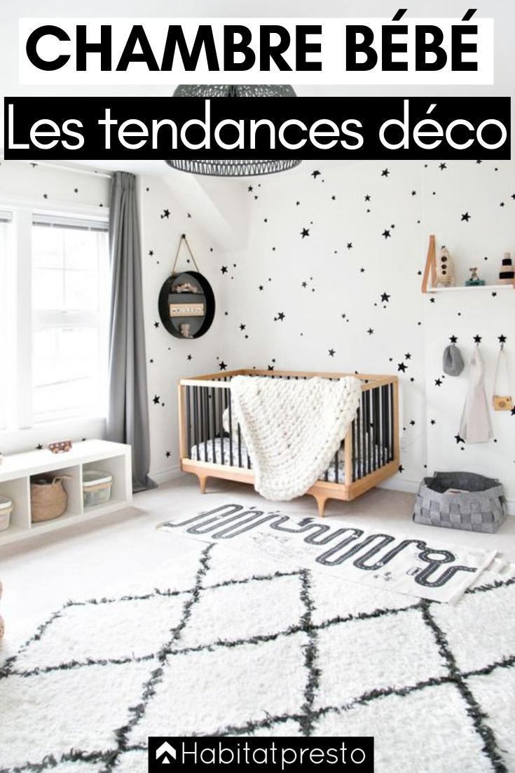 Chambre de bébé : 18 idées déco très tendances en 18  Chambre