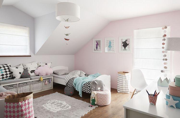 Laminat Bodenbelag im Kinderzimmer für Mädchen | Möbel Einrichtungen ...