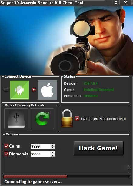 Sniper 3d Assassin Hack Tool No Survey Free Download Sniper