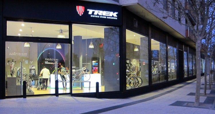 New Trek Bicycle Store In Zaragoza Solobici Es Tiendas Ciudad
