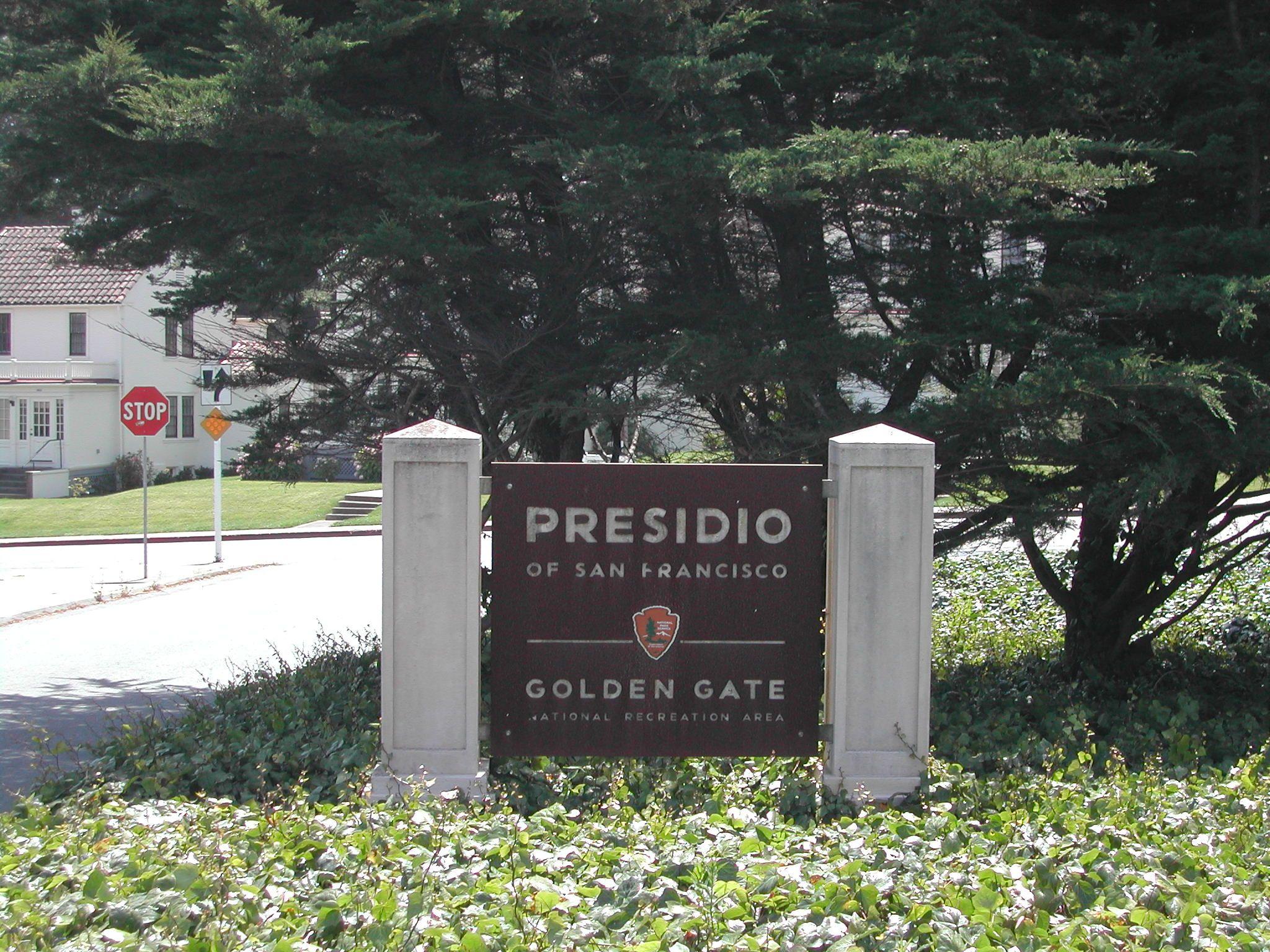 The Presidio S Volunteer Restoration Programs Presidio San