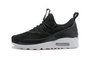 newest 7adc9 19fa9 Mens Nike Air Max 90 Ez Black White Black AO1745 001 Boys Casual Shoes