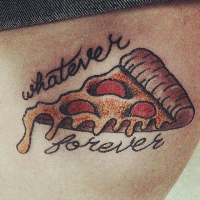 I got a new tattoo.