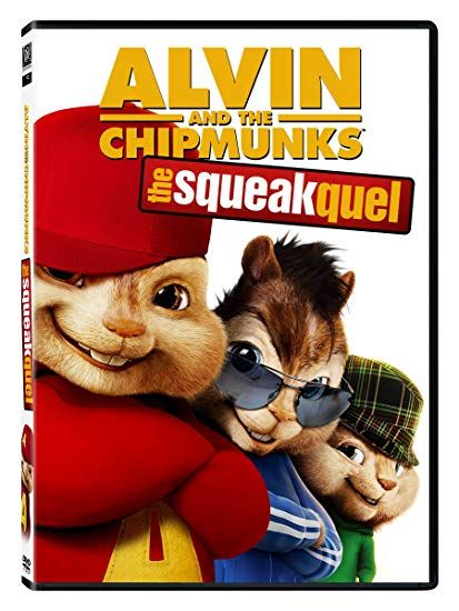 Alvin And The Chipmunks The Squeakquel Single Disc Edition
