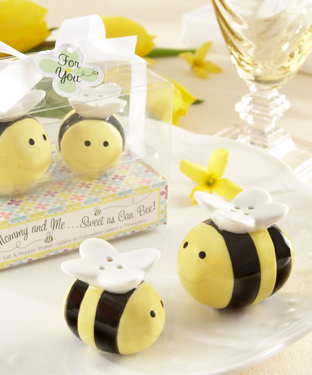 Sweet As Can Bee Salt & Pepper Shakers - Set of 12   Shake it, don\'t ...