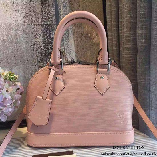 66d07fcb5 Louis Vuitton M41648 Alma BB Tote Bag Epi Leather   Louis Vuitton in ...