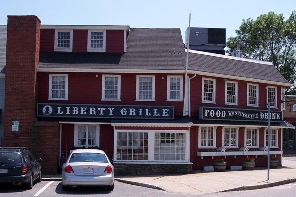 Liberty Grille Hingham Ma