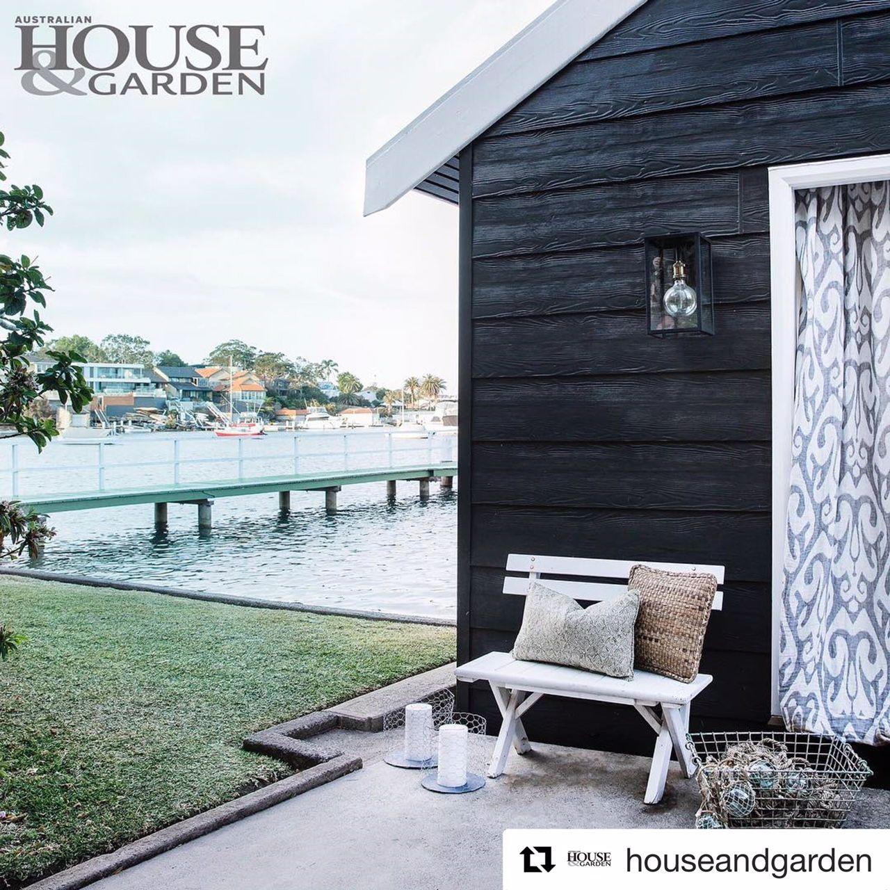 Palm Beach Black Australian Homes Palm Beach House Exterior