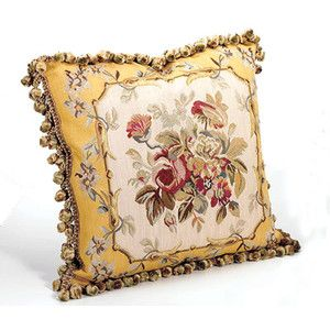 Lovely French Country Pillows Cottage Decor