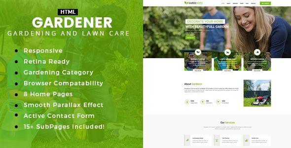 Gardening gardening and landscaping html template website gardening gardening and landscaping html template lawn servicegarden maxwellsz
