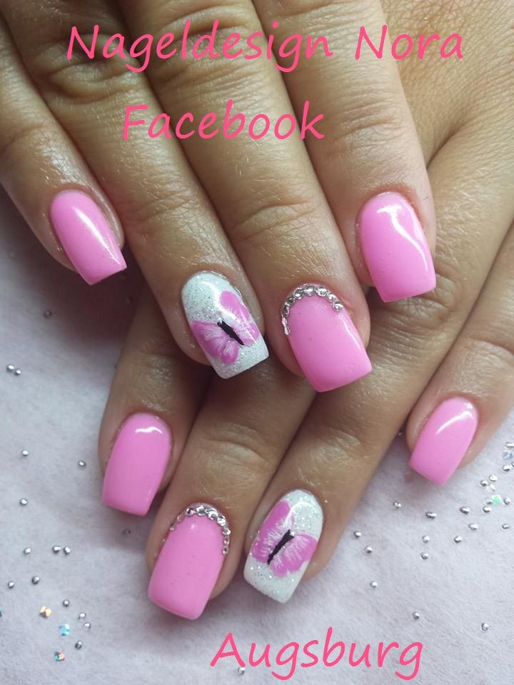 Nails by nageldesign nora from for Pinterest nageldesign