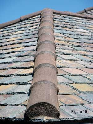 slate roofs with terracotta ridge tiles google search - Terra Cotta Tile Canopy 2015