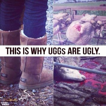 ugg boots how they are made