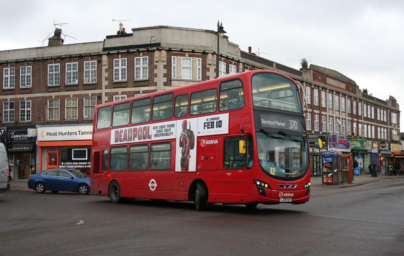 Pin On London Buses