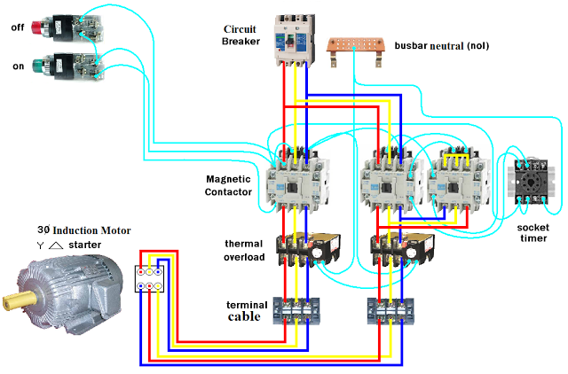 Electrical Engineering World Electrical Circuit Diagram Electrical Projects Electrical Engineering Projects