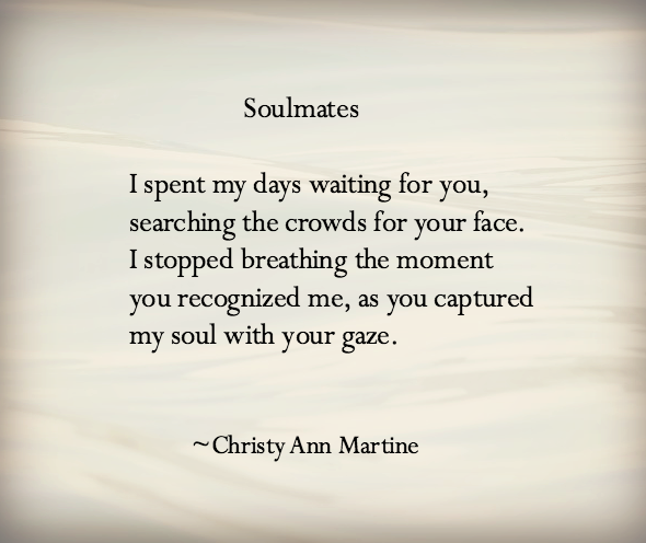 Soulmates Poem What Could Be More Romantic Than Love At First