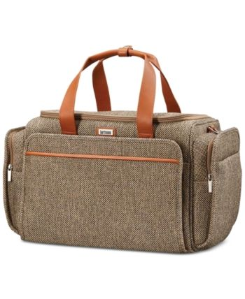 Hartmann Tweed Legend Luggage Collection & Reviews Luggage