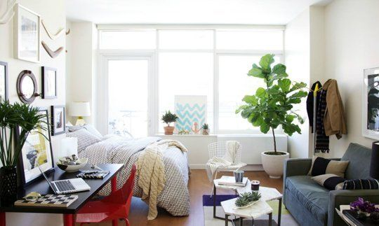 One Room 10 Ideas To Steal From Rue Magazines Small Space Issue Apartment Therapy
