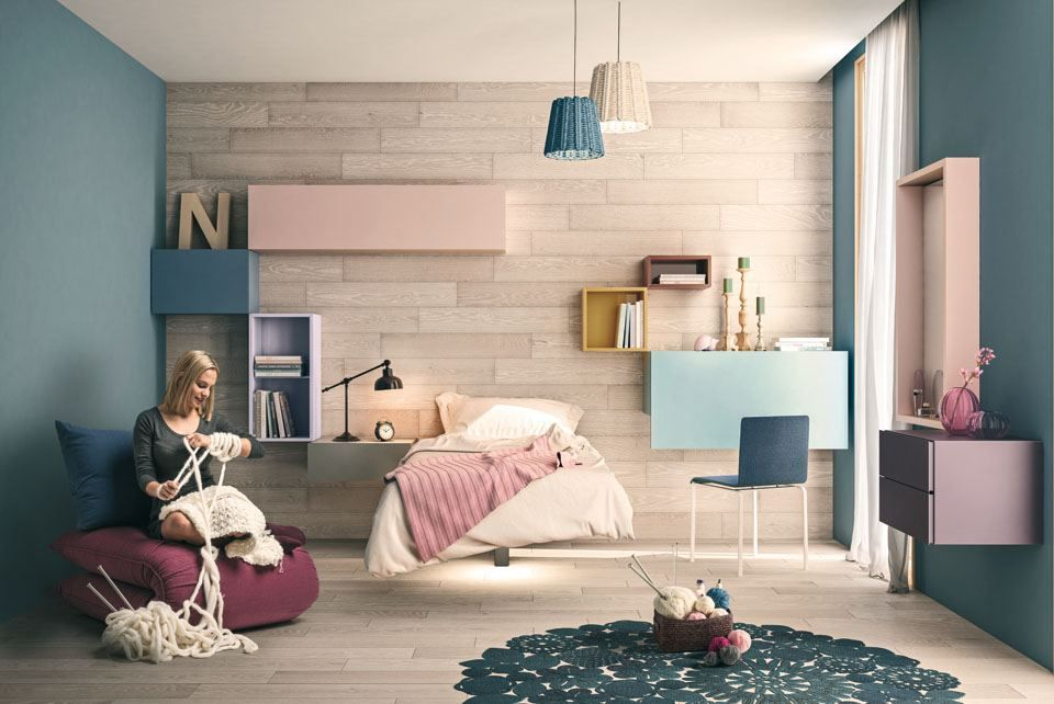 Pin de Anna Tomasevic en Interior Pinterest Habitacion para - diseo de habitaciones para nios