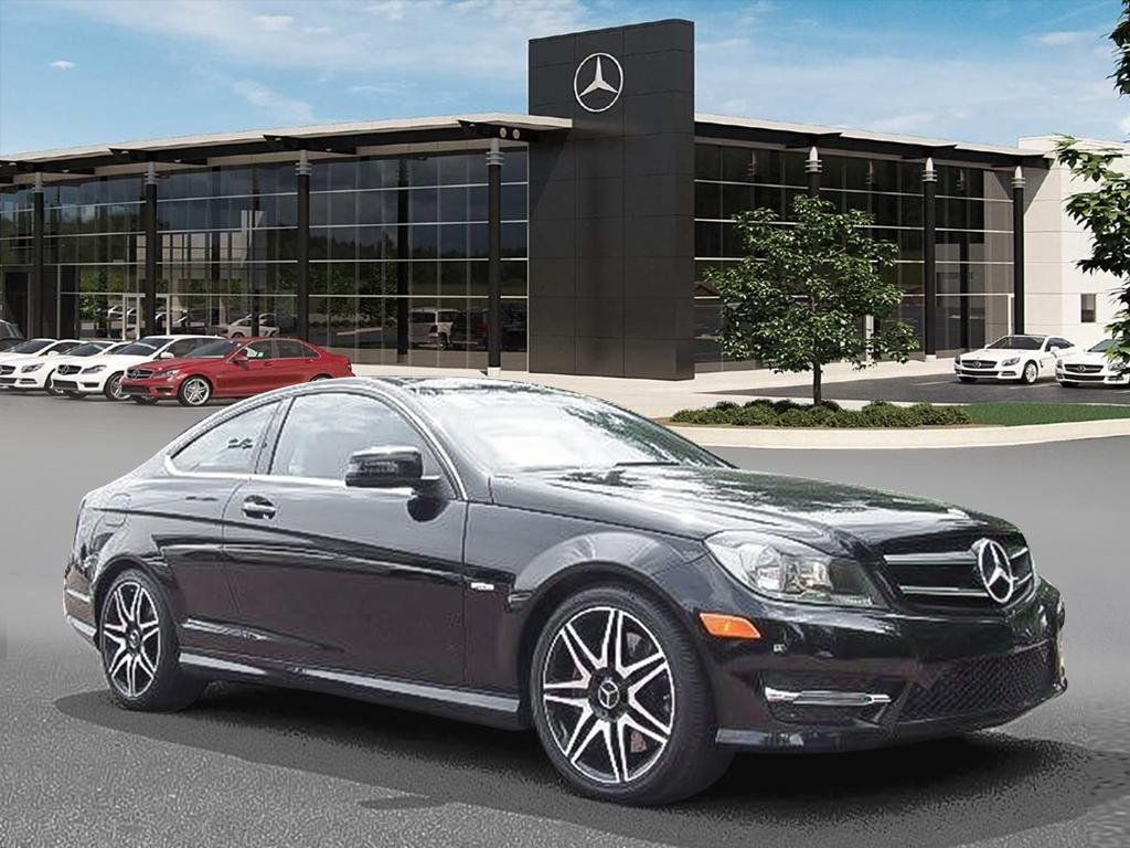 Certified PreOwned 2014 MercedesBenz CClass C 250