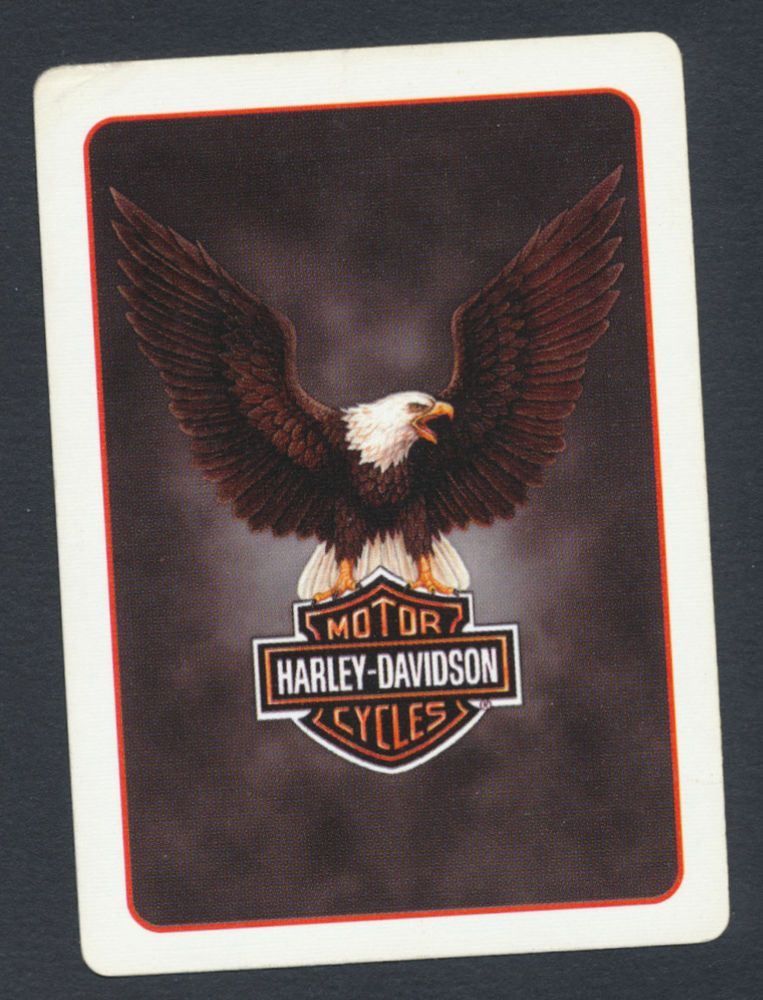 Playing cards swap cards eagles birds of prey
