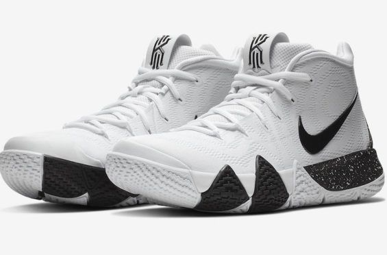 Look For The Nike Kyrie 4 Oreo Now A few colorways of the Nike Kyrie 4 966525fa6