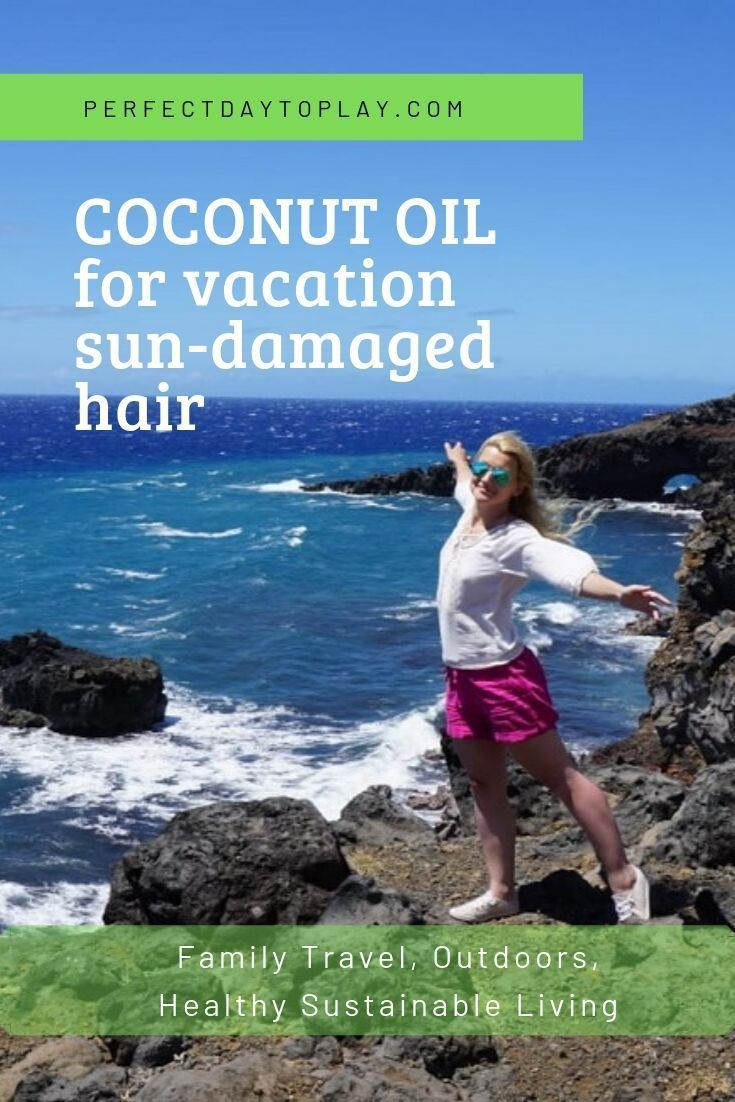 Did you know that you can use Coconut Oil to restore and