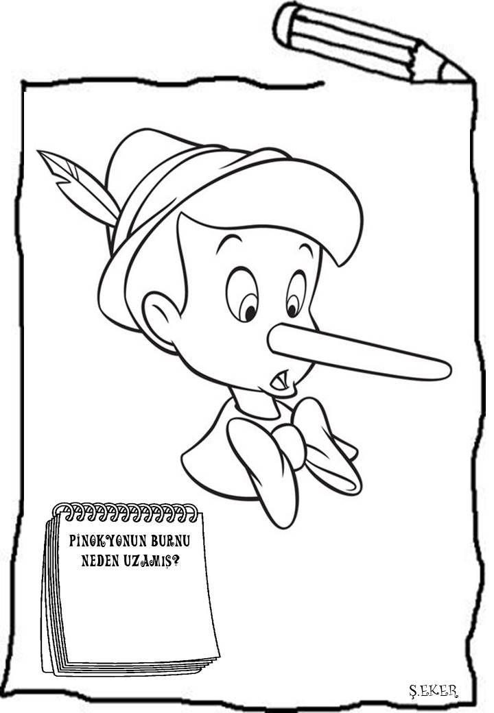 Pinokyo Sanat Etkinligi Faaliyetler Anaokulu Oncesi Etkinlikleri Egitim