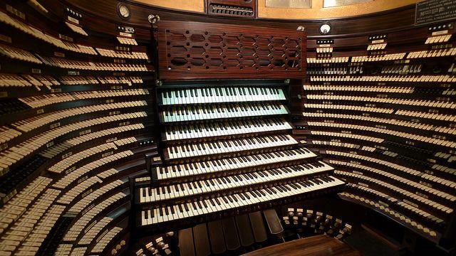 World's Largest Musical Instrument | organ! | Musical
