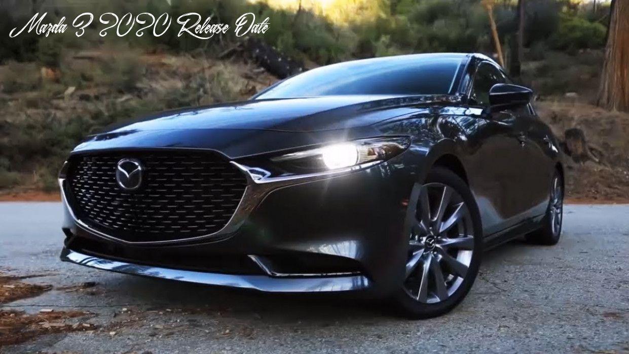Mazda 3 2020 Release Date Exterior In 2020 Mazda 3 Sedan Mazda 3 Mazda Mazda3