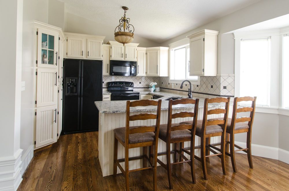 my mom s kitchen renovation is complete for under 5000 kitchen restoration kitchen on kitchen remodel under 5000 id=34937