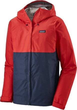 Photo of Patagonia Torrentshell 3L Jacke – Herren | REI Co-op