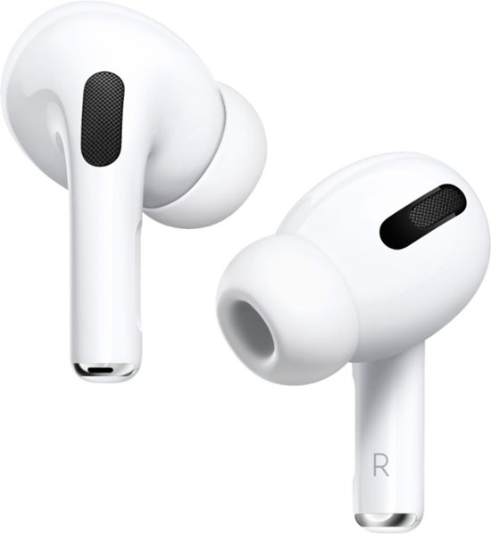 Apple Airpods Pro White Mwp22am A Best Buy Noise Cancelling Airpods Pro Cool Things To Buy