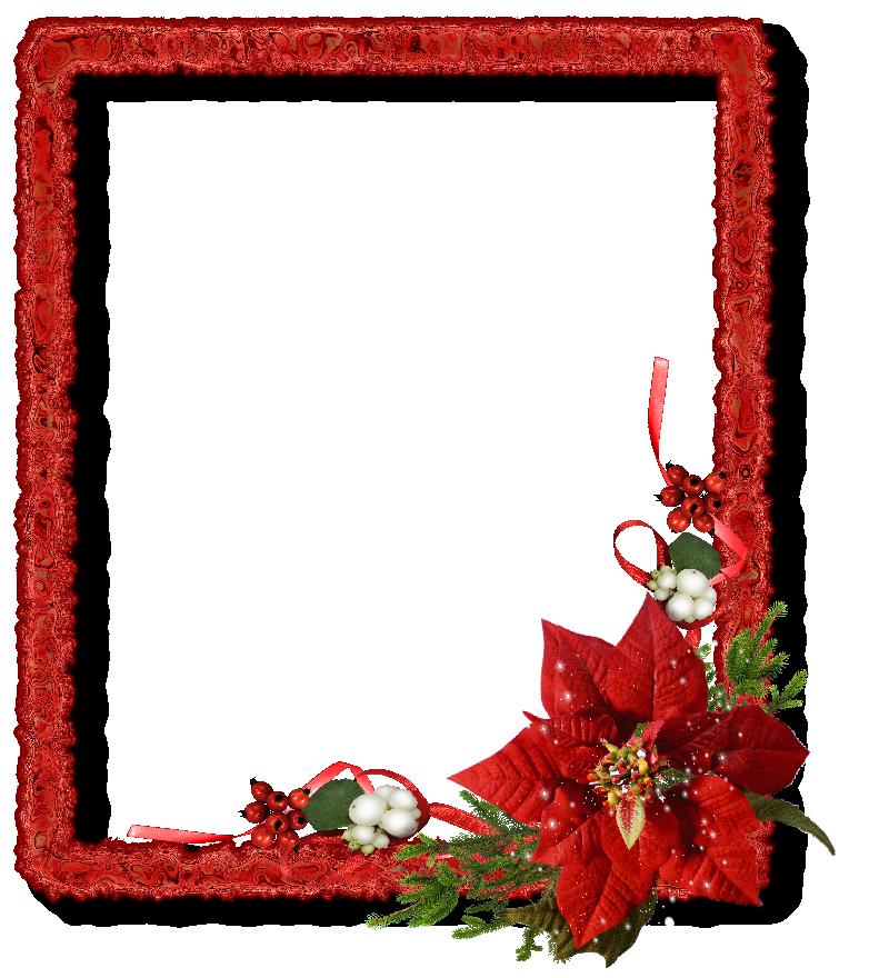 Encadrement Page Decor Noel Gratuit