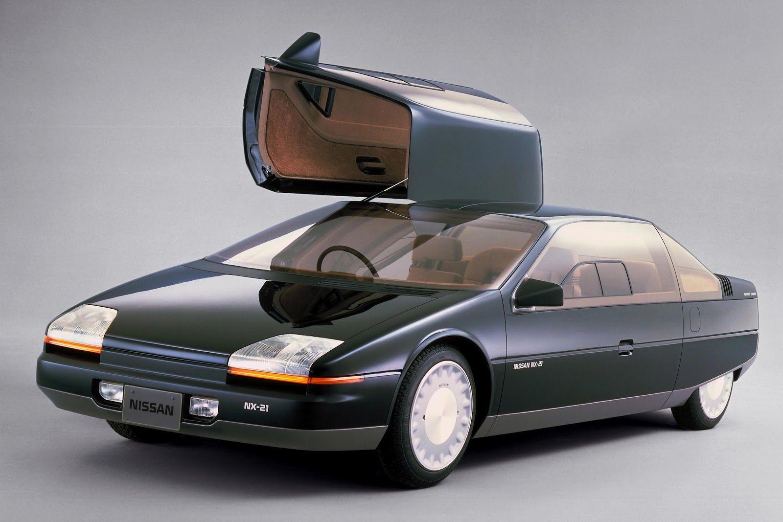 83 Nissan NX-21 Concept | CONCEPT CARS - FOREIGN | Pinterest ...