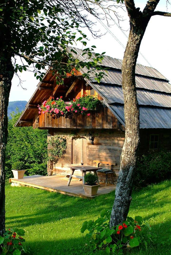 Romantische Hütte Hütten zur Miete in Trieblach Kärnten Österreich