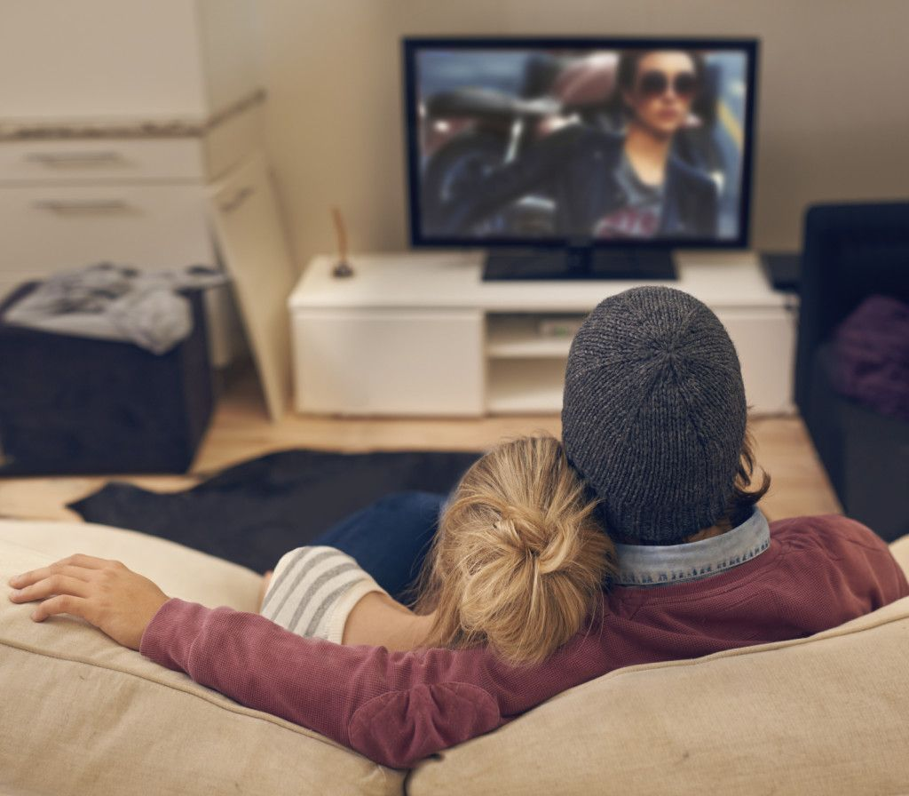 Three Reasons to Choose a #Movie at Home This Weekend