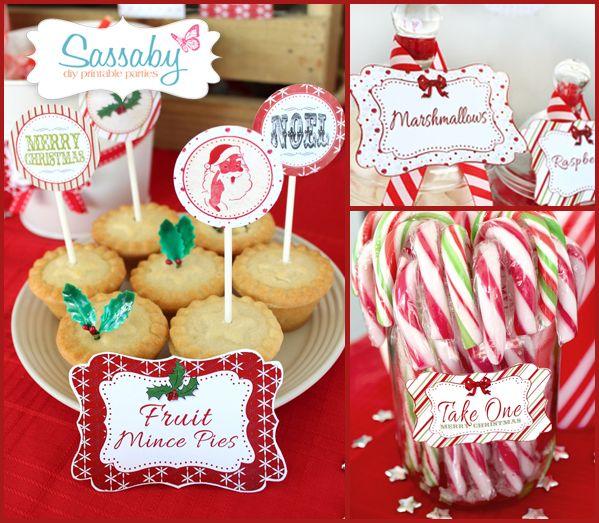 Marvelous Retro Christmas Party Ideas Part - 8: Vintage/Retro Christmas/Holiday Party Ideas