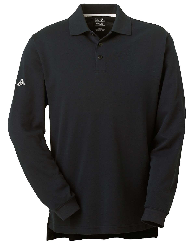 adidas polo shirts long sleeve