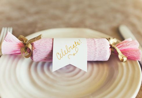 DIY Tissue Roll Wedding Favors | After Yes – Dallas Wedding Planner Blog