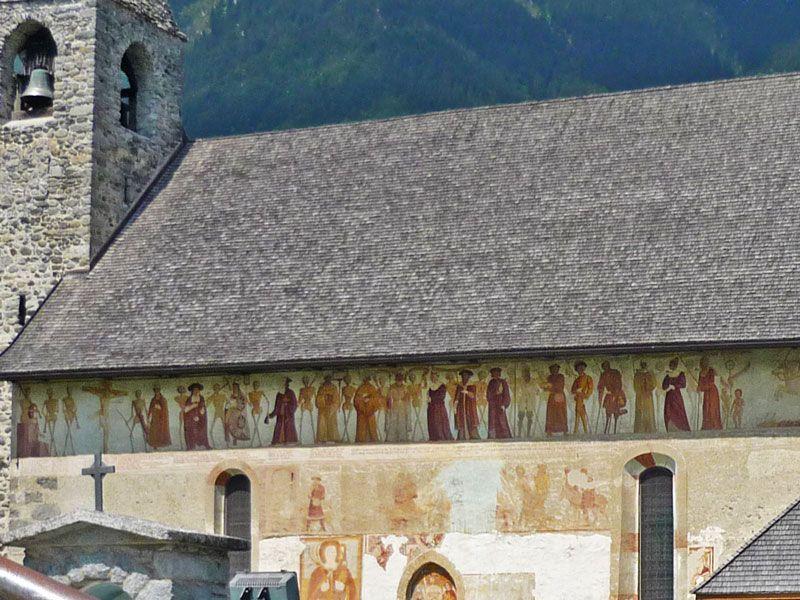 La Chiesa di San Vigilio Testimonianze dal Passato