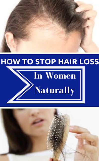 How to stop hair thinning in men naturally