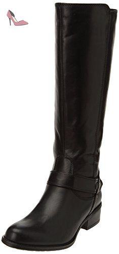 Tamaris 25538, Bottes Classiques Femme, Noir (Black 001), 36 EU