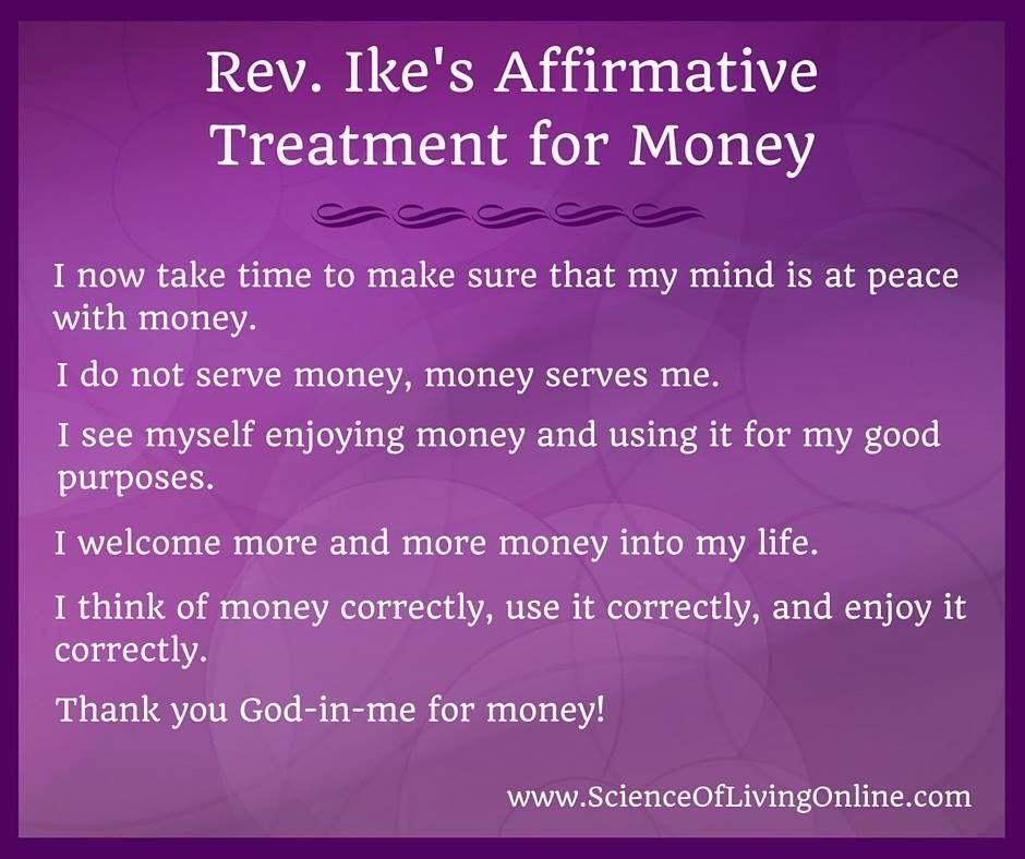 Wealth Affirmations, Prosperity